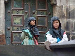 Galerie - historisches Mittelalterspiel