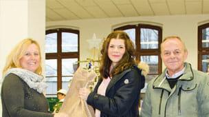 Spendenübergabe des MDK Sachsen-Anhalt